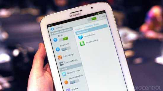 Samsung presenta ufficialmente il Galaxy Note 8.0 – Foto – Caratteristiche – Video