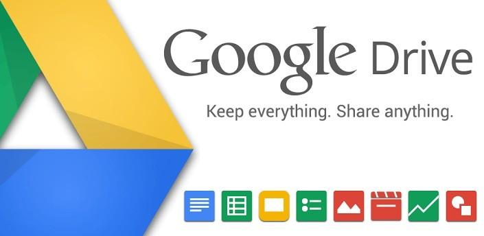Google Drive per i dispositivi iOS si aggiorna alla versione 3.2