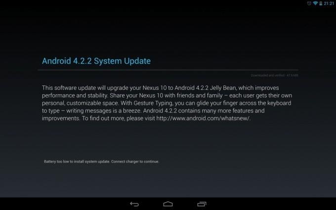 Download rom ufficiali Android 4.2.2 per Nexus 7, Nexus 10 e Galaxy Nexus!