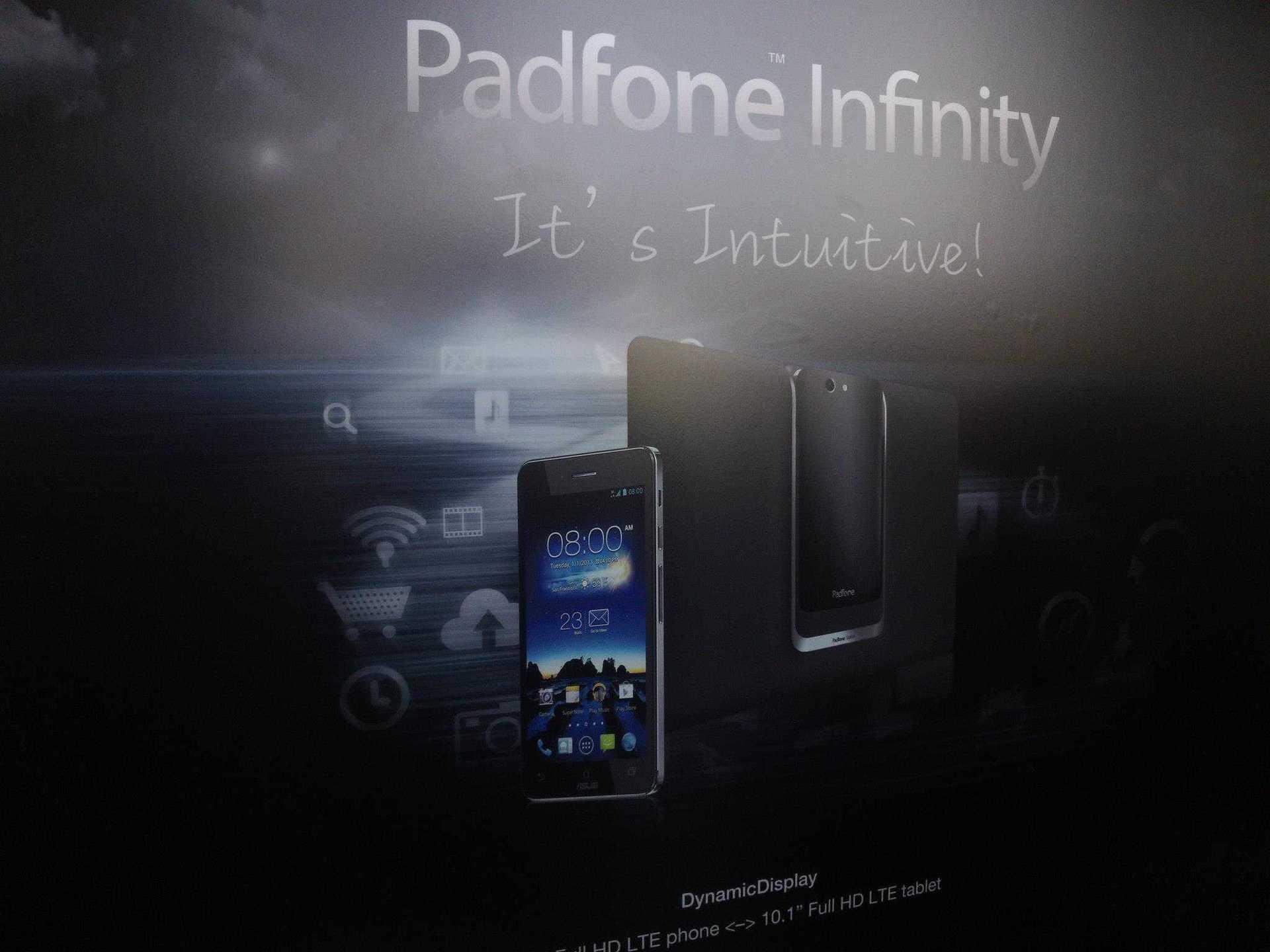 MWC2013: Asus presenta il PadFone Infinity – Display Full HD da 5″ e Android 4.2
