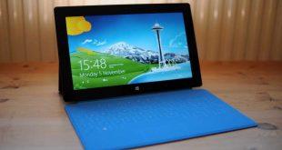 Nuovi aggiornamenti per Microsoft Surface RT