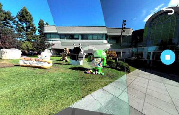 Samsung Orb su Samsung Galaxy S4 porta le foto a 360 gradi?