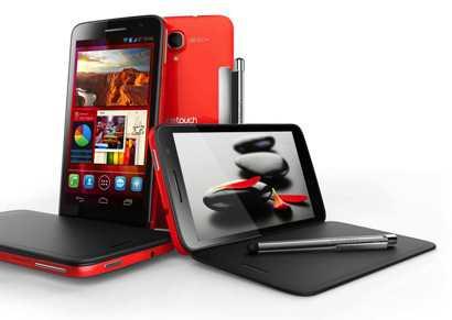 MWC2013: Alcatel presenta One Touch Scribe HD