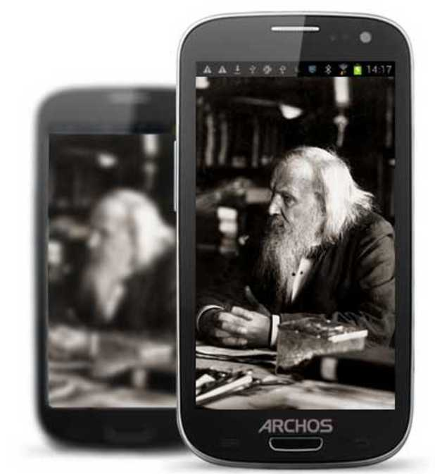 Archos introdurrà presto i suoi primi smartphone