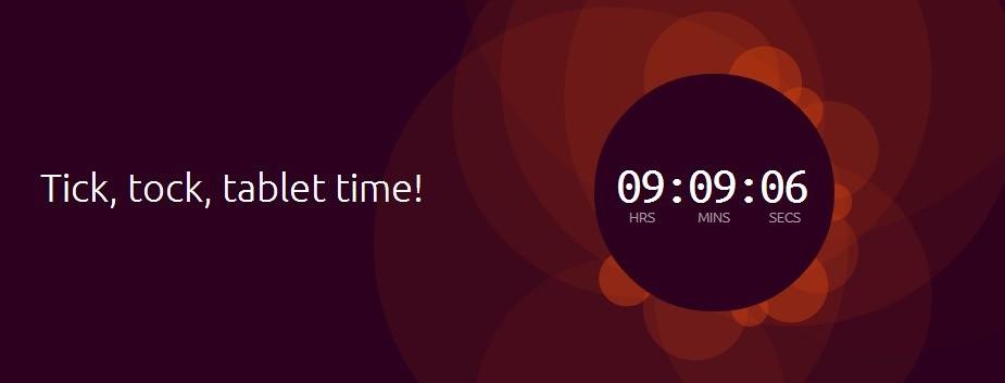 Canonical pronta ad annunciare Ubuntu per Tablet oggi!