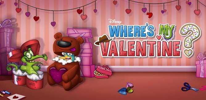 "Disney presenta ""Where's my Valentine?"" spin off della serie ""Where's my wather?"""