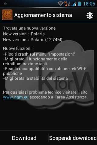 Recensione NGM WeMove Polaris