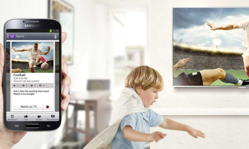 WatchON nuova Applicazione Samsung