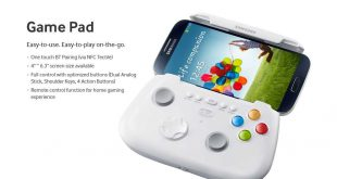 "Samsung Galaxy ""Game Pad"" in video con S IV e schermo Full HD!"