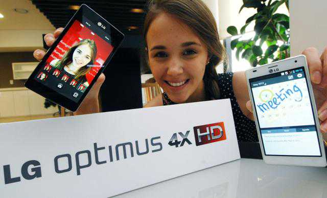 Lg Optimus 4X HD – Trapela la rom V20A con Jelly Bean 4.1.2 !