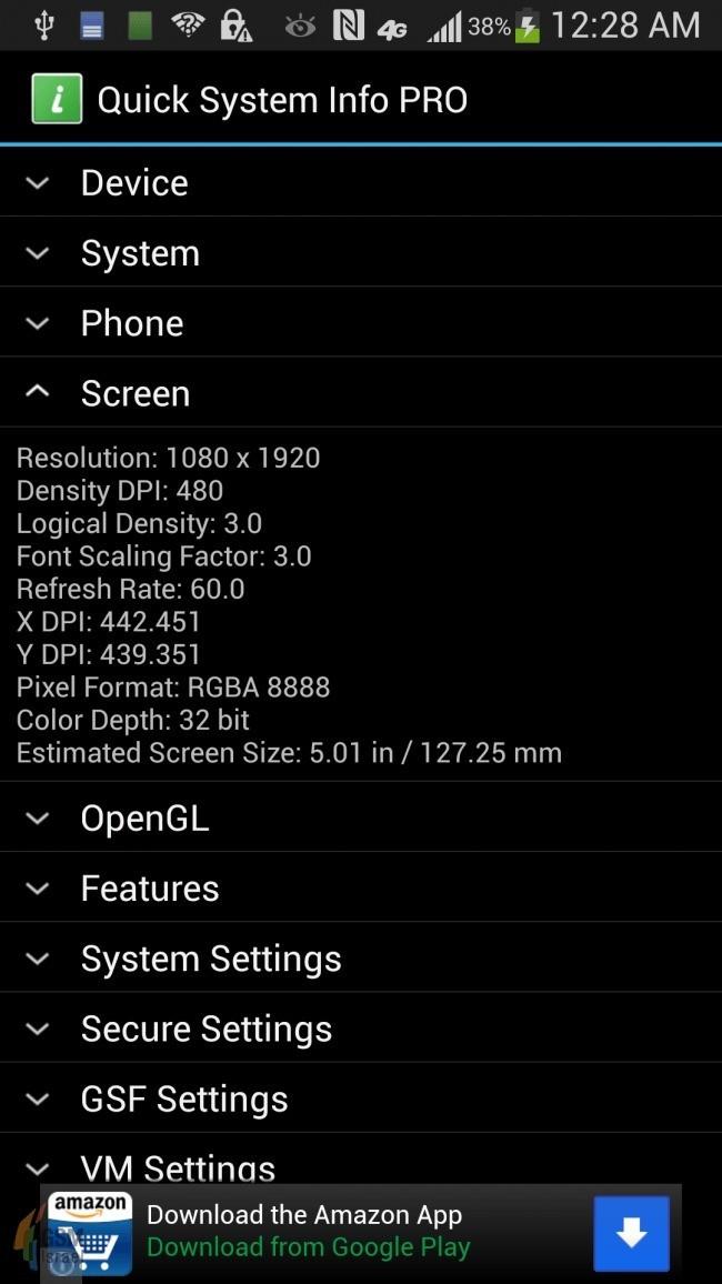 Appaiono in rete alcune immagini della variante Americana del Galaxy S IV