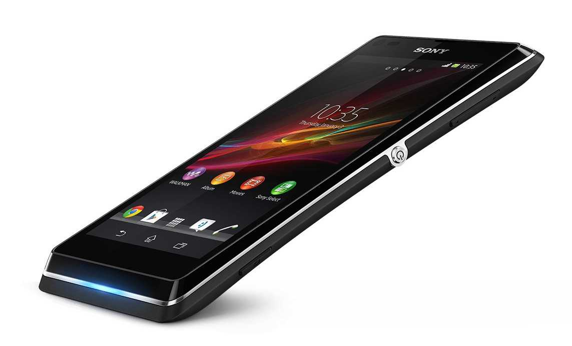 Sony Xperia L ufficiale con fotocamera da 8 MP Exmor RS