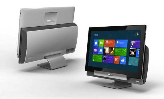 ASUS annuncia il Transformer AiO: PC e Tablet con Windows 8 e Android