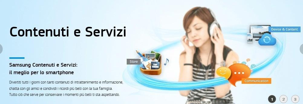 Samsung apre il sito Samsung Content anche in Italia!