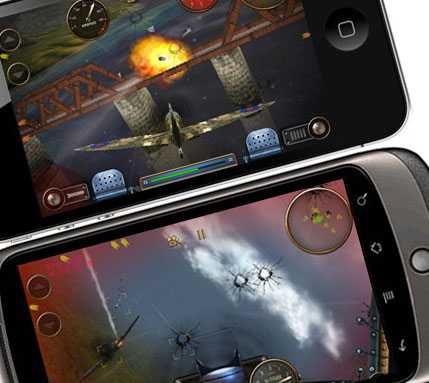 Smartphone Android per il gaming
