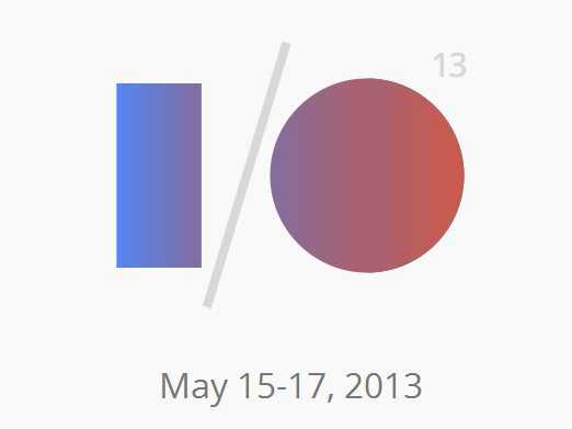 Google I/O 2013 si aprono le iscrizioni