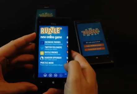 Ruzzle per Windows Phone: rilascio probabile durante la prossima settimana