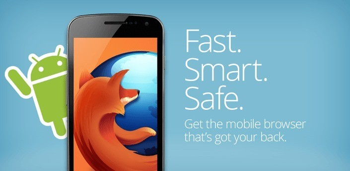 Firefox 20 disponibile sul Google Play Store