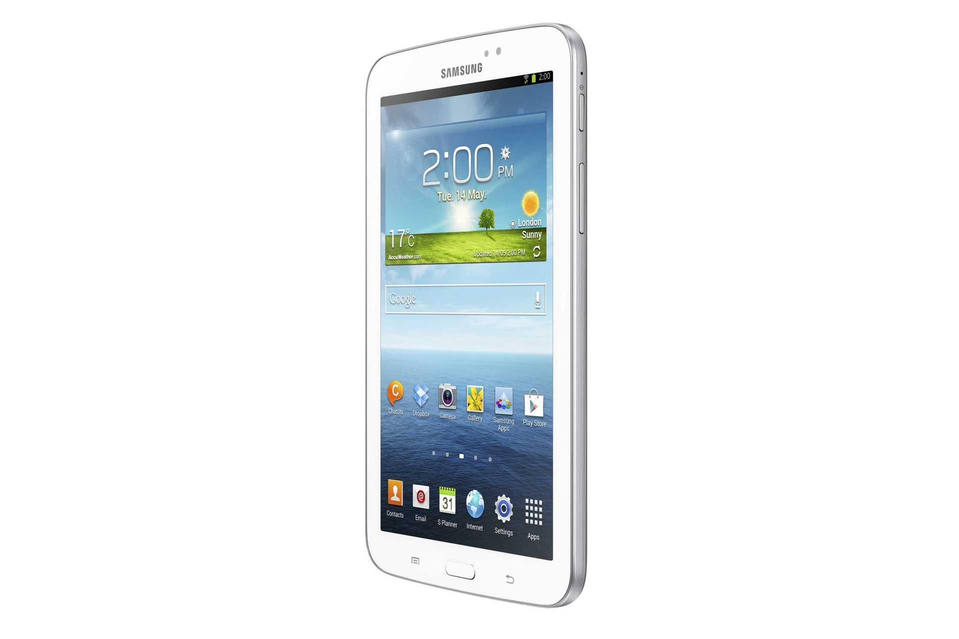 Primi benchmark per il Samsung Galaxy Tab 3 7.0