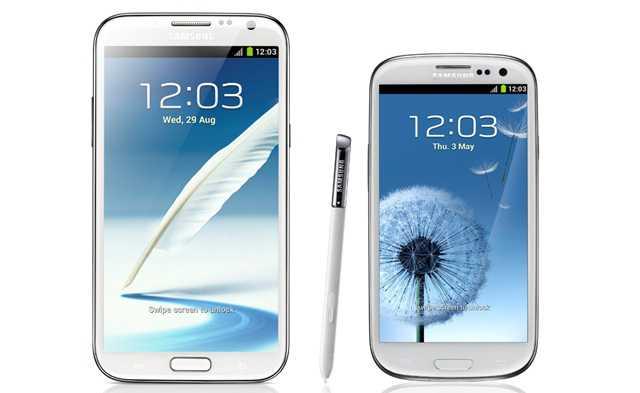 Samsung aggiornerà il Galaxy Note 2 e S3 al 4.2.2 a Maggio/Giugno