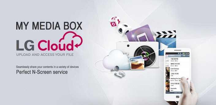 LG Cloud Storage finalmente in Italia