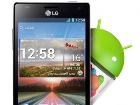 LG Optimus 4X – Iniziato l'atteso roll out ad Android Jelly Bean 4.1.2 !