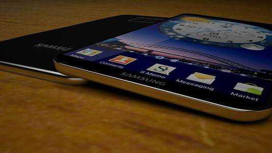 Nuova linea per Samsung: Galaxy Mega