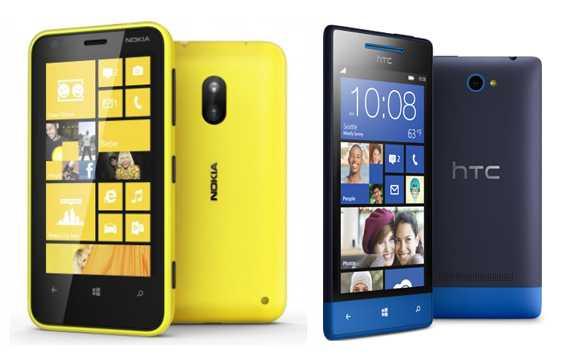 Nokia Lumia 620 aggiornamento Firmware