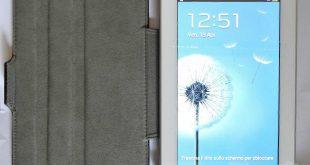 Recensione custodia Celly BOOKTAB257W per Galaxy Tab 2 7″