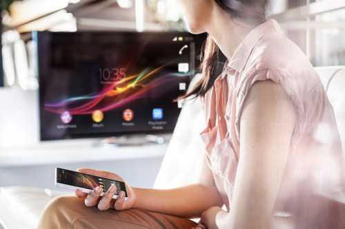 Nuovi video promo mostrano come interagisce l'Xperia Z