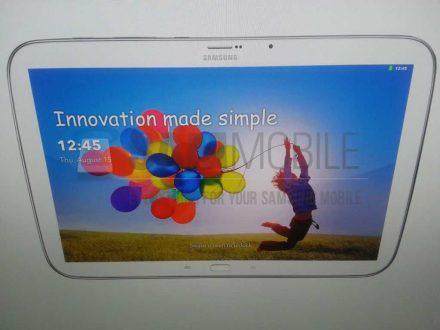 E' questo il Galaxy Tab 3 Plus?