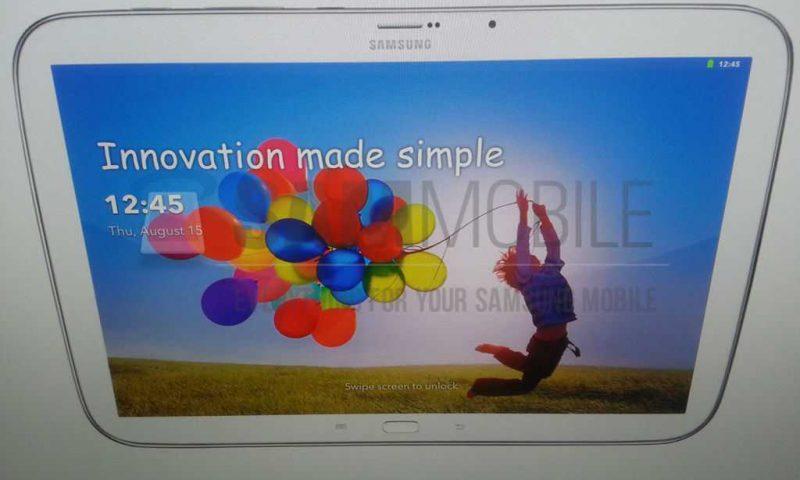 """Specifiche del prossimo tablet di fascia alta Samsung, nome in codice """"ROMA"""""""