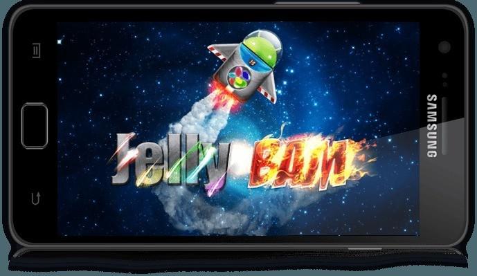 Jellybam: la custom rom per tutti i gusti