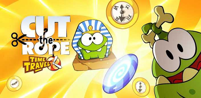 Cut the Rope: Time in Travel approda su iOS ed Android