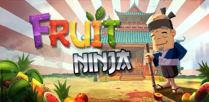 Fruit Ninja gratuito per iPhone e iPad
