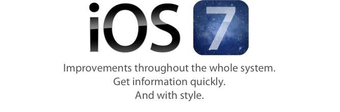 Rumor: iOS 7 offrirà un design mai visto e rivoluzionario per Apple?