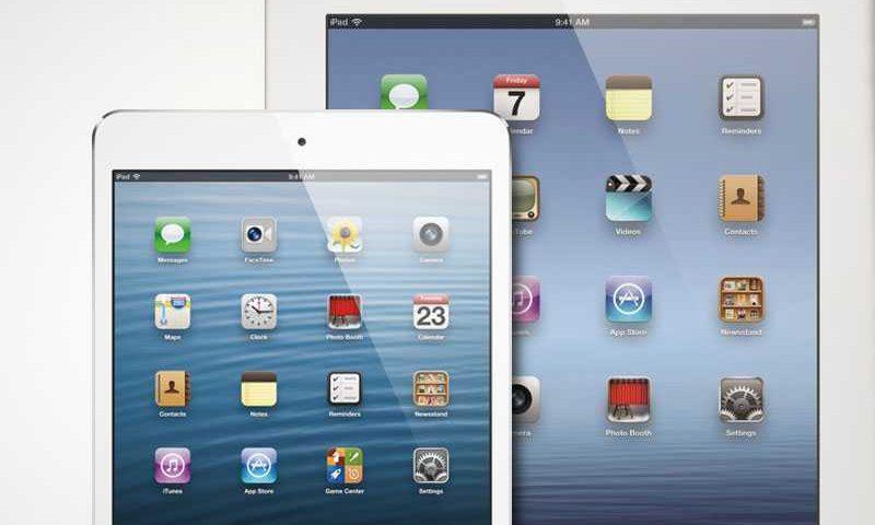 Rumor: Il nuovo iPad 5 sarà più leggero e sottile