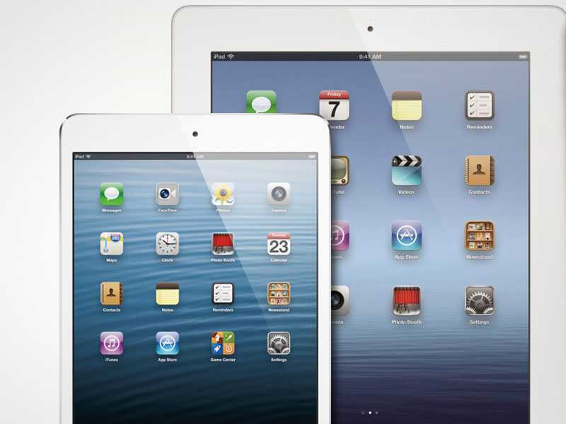 LG avvia la produzione di schermi retina per il mini iPad.