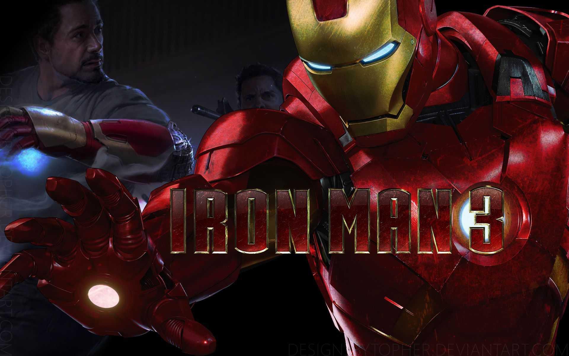 IronMan3 per Android e iOS è qui…..