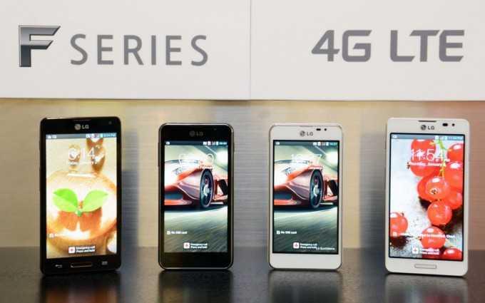 LG lancia il nuovo Optimus F5 in Europa!