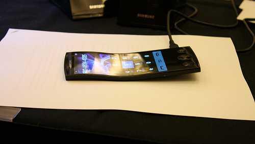 LG potrebbe commercializzare i primi display flessibili entro l'anno