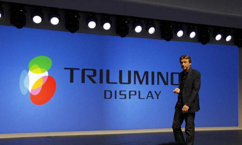 Sony prepara i primi smartphone Xperia con display Triluminos?