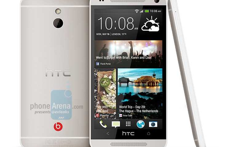 HTC M4, un mini One in arrivo