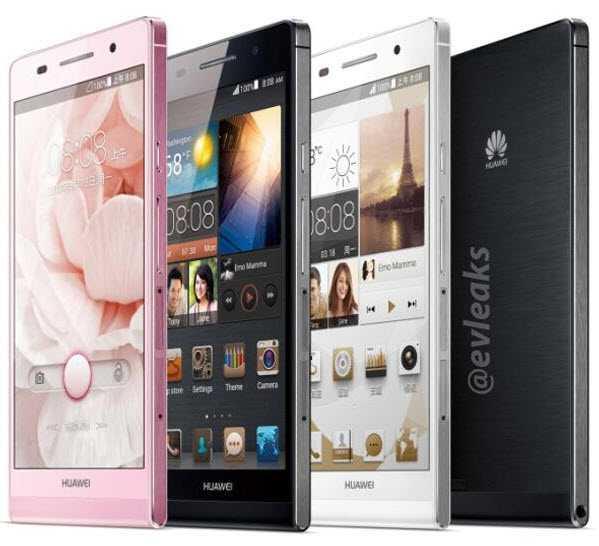 Huawei Ascend P6 ecco il prezzo nel Regno Unito
