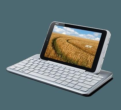Acer ufficializza Iconia W3, primo tablet da 8 pollici con Windows 8 Pro!