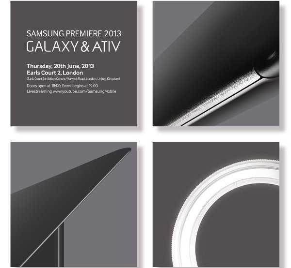 Nuovi dispositivi Samsung per il 20 Giugno!
