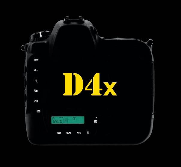 Nikon D4x in arrivo?