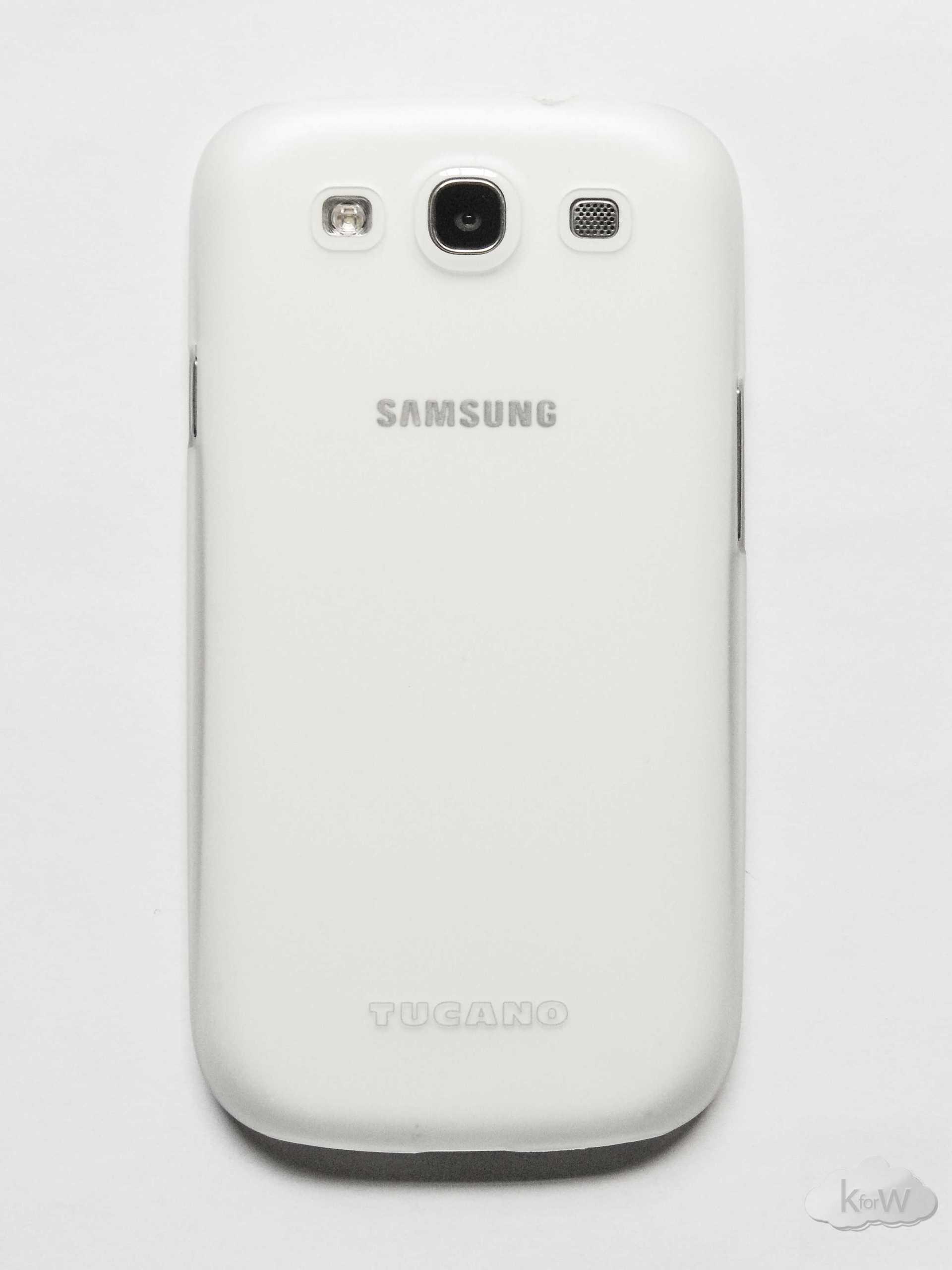Recensione Cover Tucano Sottile per Galaxy S3