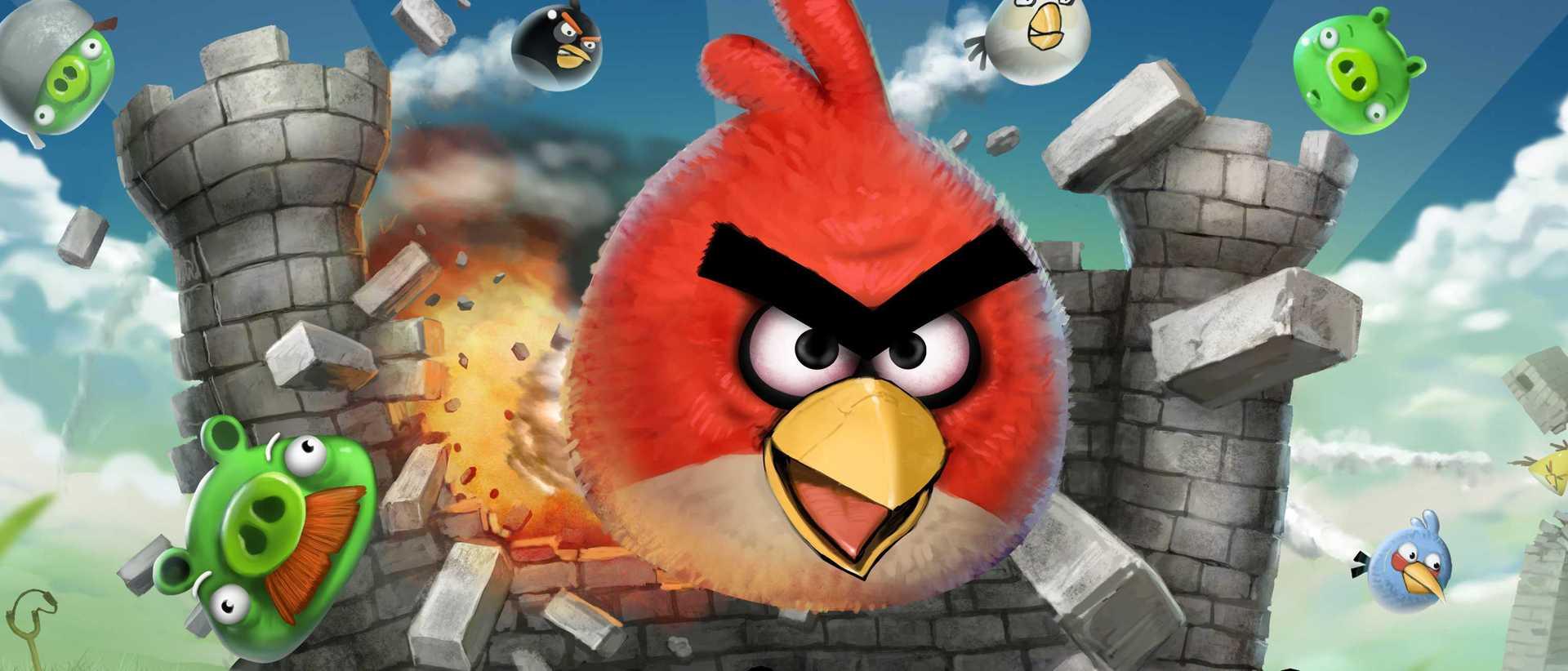 Angry Birds finalmente al cinema