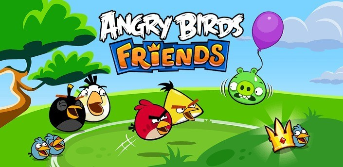Angry Birds Friends arriva su Android ed iOS